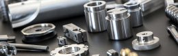 CNC machining of stainless steel - Spaantec